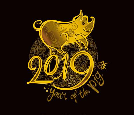 kinesiska nyåret 2019